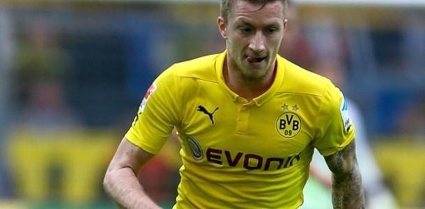 St Pauli 0-2 Borussia Dortmund Half Time