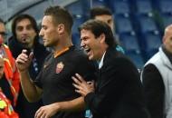 Kemarahan Francesco Totti Coba Diredam Rudi Garcia