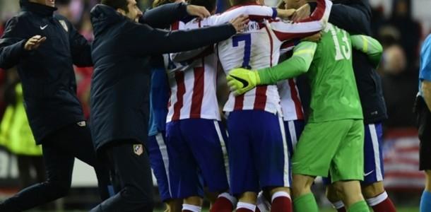 Atletico Madrid Diinginkan Lupakan Catatan Derby