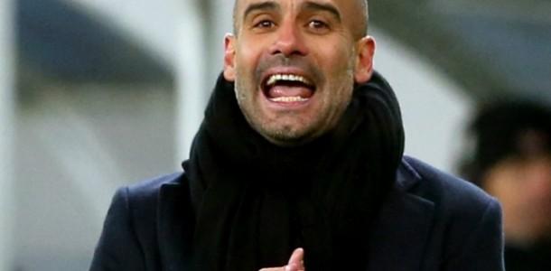 Pep Guardiola Tampik Kabar Manchester City