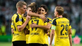 Ronaldo: Dortmund Tim Terberat di Liga Champions