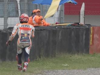 Insiden Marquez Akui Kesalahan Nya