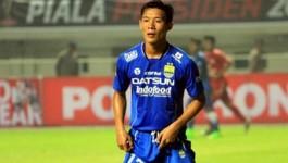 Musim Ini Henhen Herdiana Jadi Pemain Kunci Persib Bandung