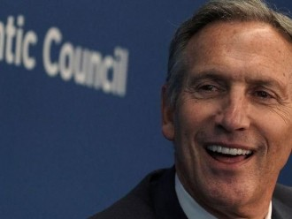 Partai Demokrat Akan Calonkan Howard Schultz